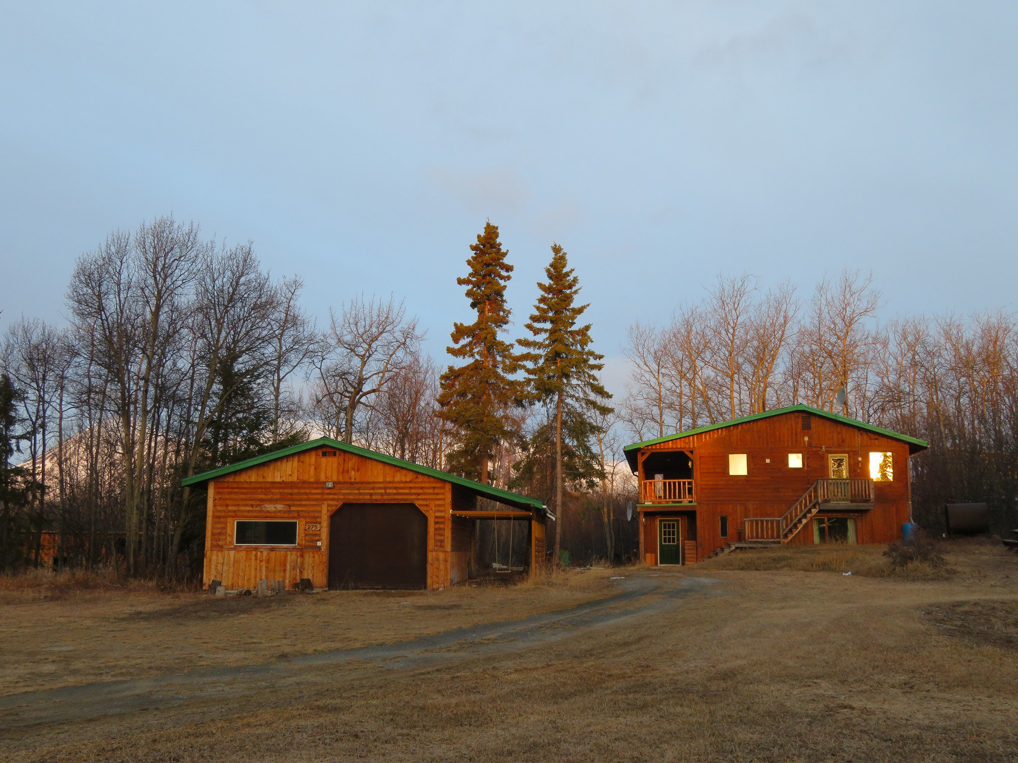 Main Photo: LOT 4 1 Street: Atlin House for sale (Terrace (Zone 88))  : MLS®# R2297056
