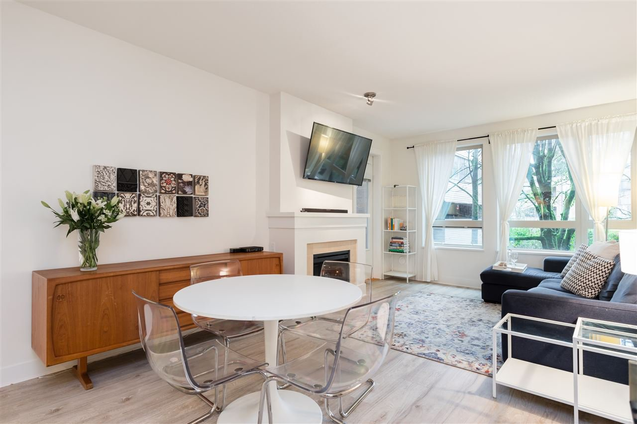 """Main Photo: 220 1111 E 27TH Street in North Vancouver: Lynn Valley Condo for sale in """"Branches"""" : MLS®# R2334096"""
