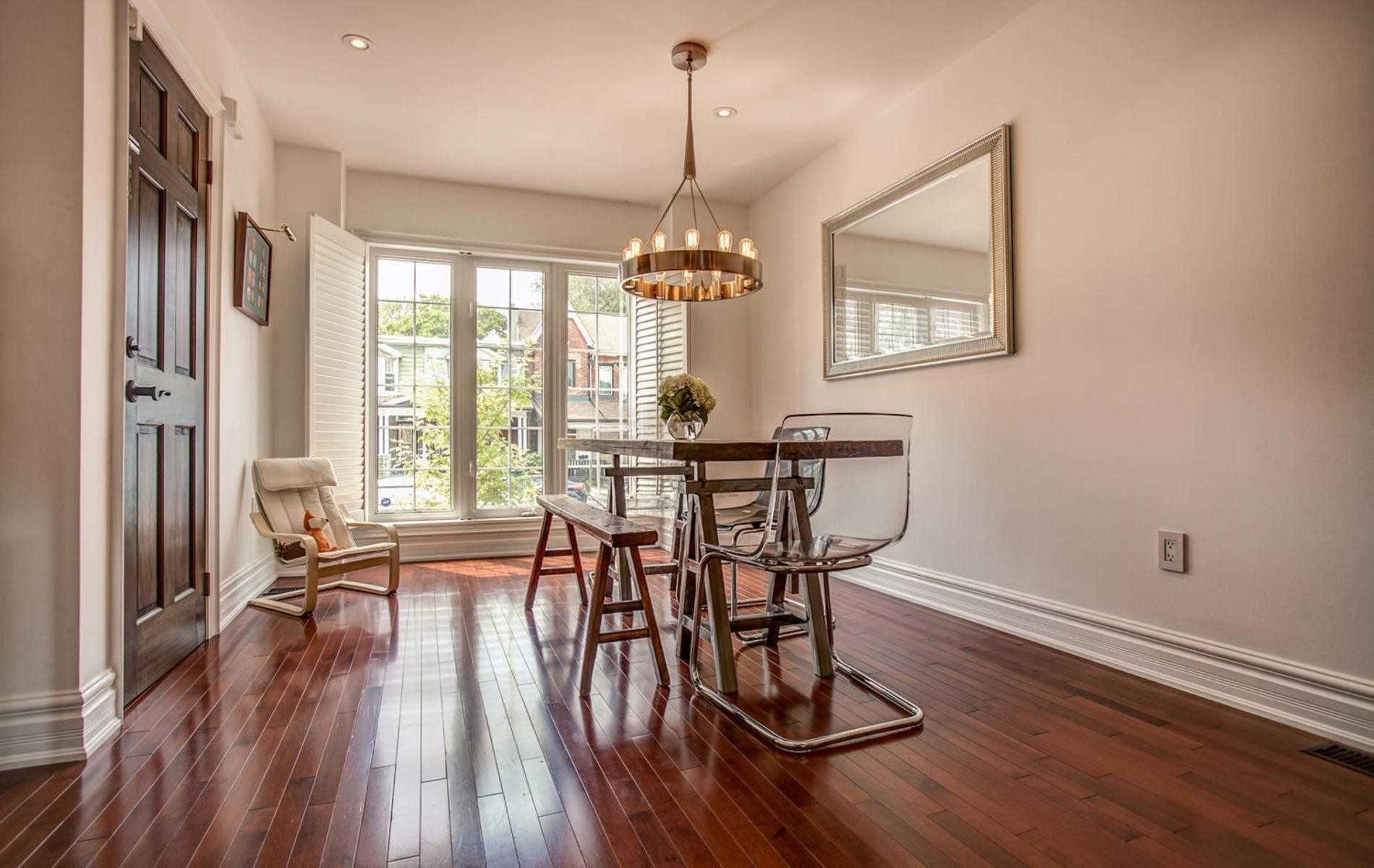 Photo 2: Photos: 119 Carlaw Avenue in Toronto: South Riverdale House (3-Storey) for lease (Toronto E01)  : MLS®# E4386176