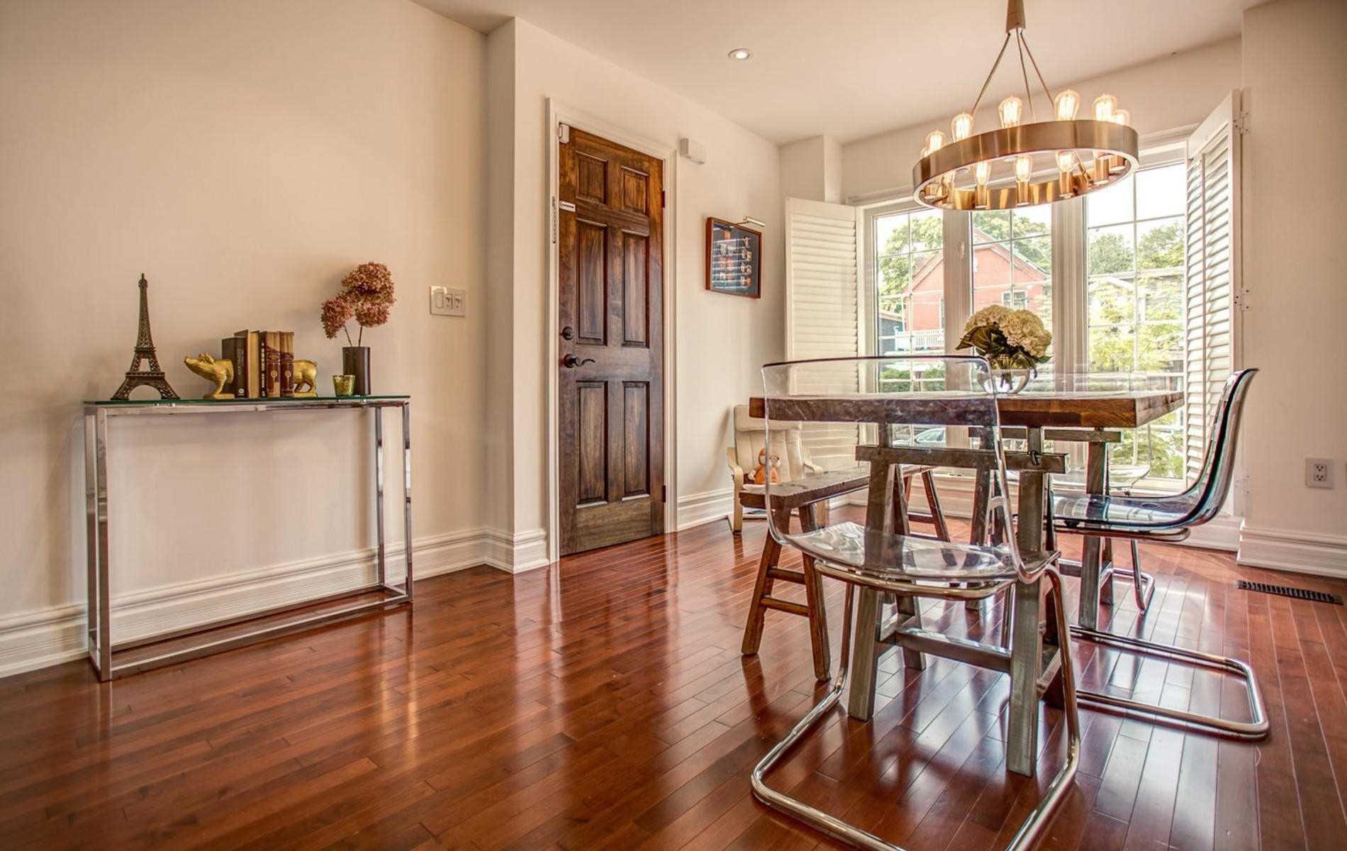 Photo 3: Photos: 119 Carlaw Avenue in Toronto: South Riverdale House (3-Storey) for lease (Toronto E01)  : MLS®# E4386176