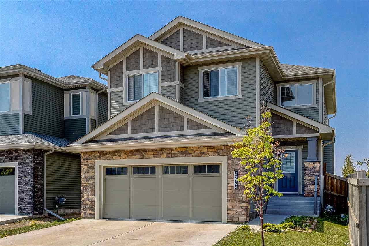Main Photo: 8520 216 Street in Edmonton: Zone 58 House for sale : MLS®# E4158504