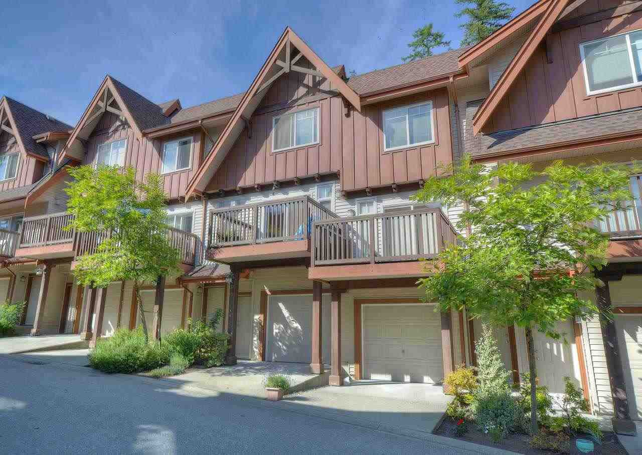 """Main Photo: 30 2000 PANORAMA Drive in Port Moody: Heritage Woods PM Townhouse for sale in """"MOUTAINS EDGE"""" : MLS®# R2379384"""