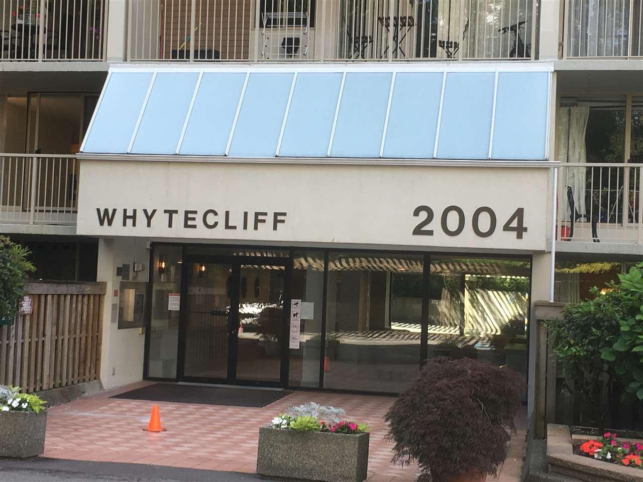 "Main Photo: 304 2004 FULLERTON Avenue in North Vancouver: Pemberton NV Condo for sale in ""WHYTCLIFF"" : MLS®# R2382568"