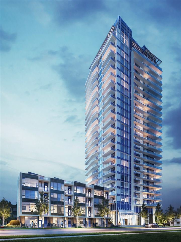 Main Photo: 2102 5051 IMPERIAL Street in Burnaby: Metrotown Condo for sale (Burnaby South)  : MLS®# R2395947