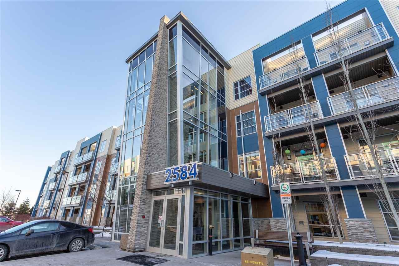 Main Photo: 201 2584 ANDERSON Way in Edmonton: Zone 56 Condo for sale : MLS®# E4182674
