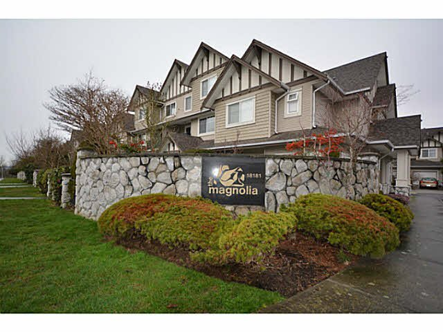 Main Photo: 58 18181 68TH AVENUE in : Cloverdale BC Townhouse for sale : MLS®# F1435263