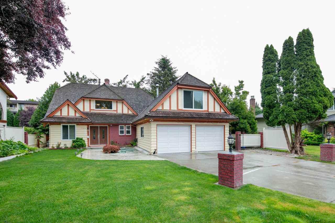 "Main Photo: 7760 WATERTON Drive in Richmond: Broadmoor House for sale in ""BROADMOOR"" : MLS®# R2482397"