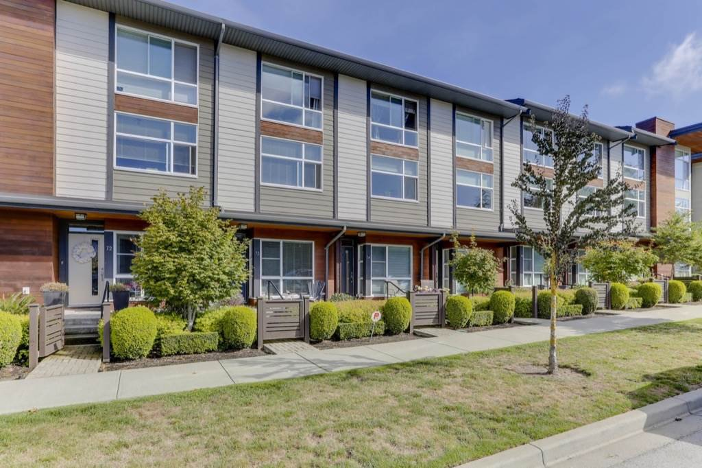 "Main Photo: 74 16222 23A Avenue in Surrey: Grandview Surrey Townhouse for sale in ""Breeze"" (South Surrey White Rock)  : MLS®# R2490859"