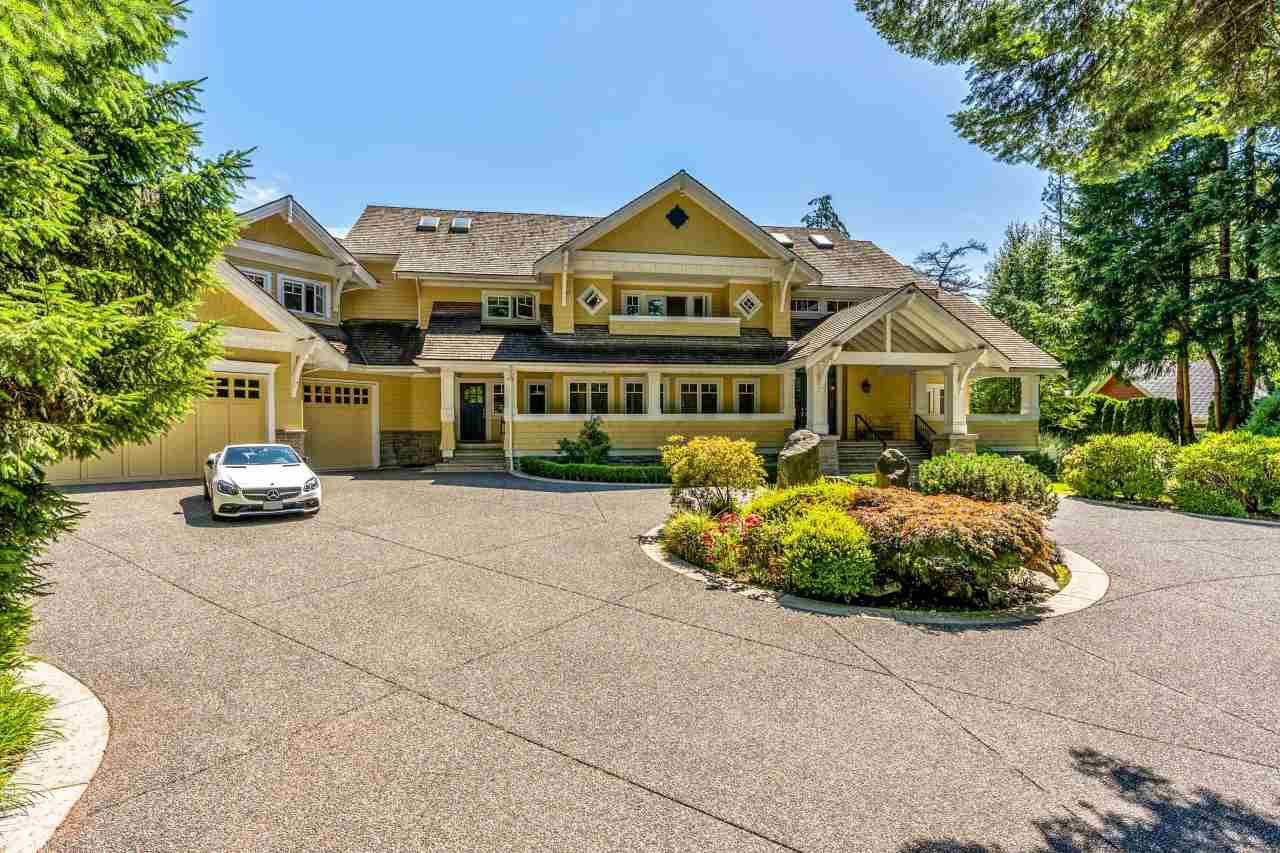 Main Photo: 13356 26 Avenue in Surrey: Elgin Chantrell House for sale (South Surrey White Rock)  : MLS®# R2492354