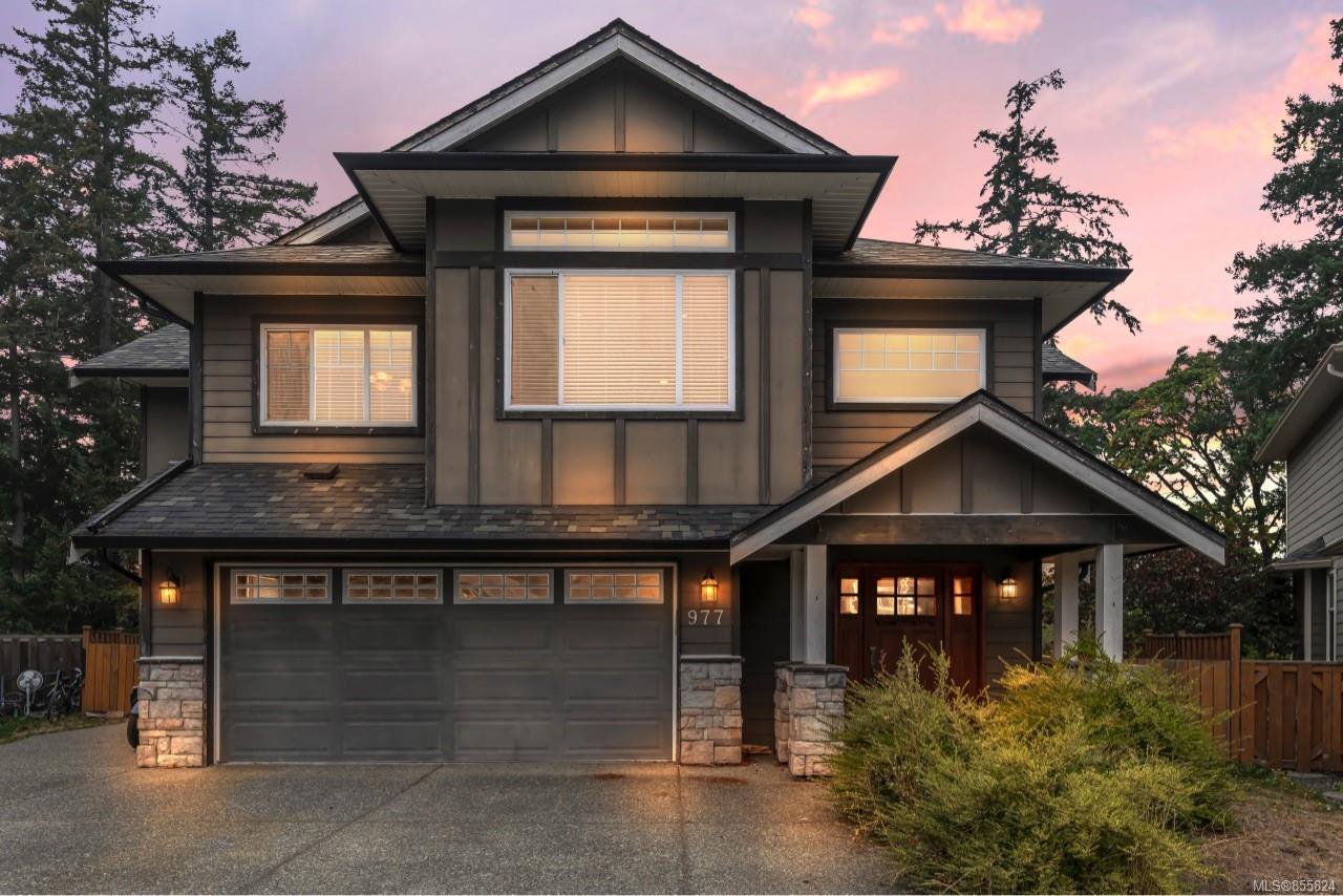 Main Photo: 977 Wild Blossom Crt in : La Happy Valley Single Family Detached for sale (Langford)  : MLS®# 855824