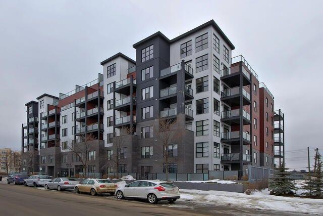 Main Photo: 413 10518 113 Street in Edmonton: Zone 08 Condo for sale : MLS®# E4221416