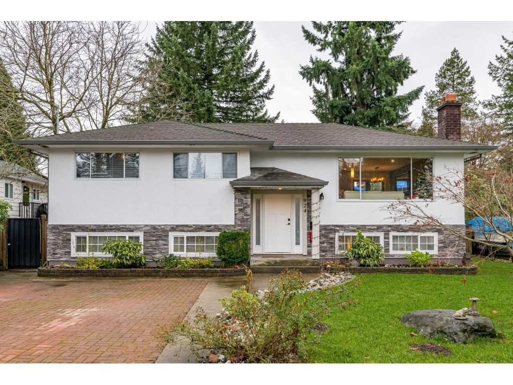 Main Photo: 924 GROVER Avenue in Coquitlam: Coquitlam West House for sale : MLS®# R2524127
