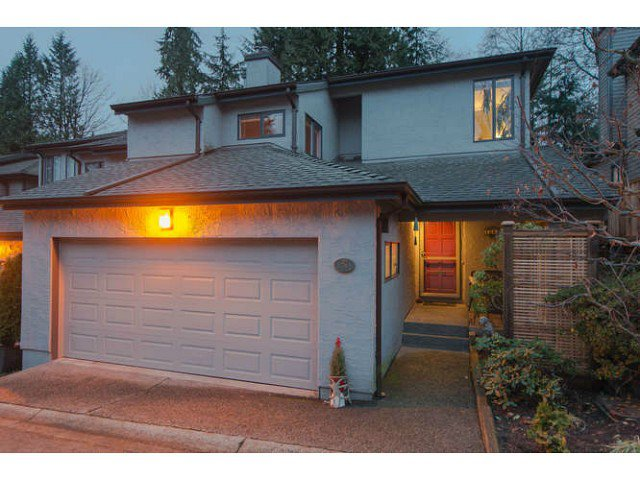 "Main Photo: 1743 RUFUS Drive in North Vancouver: Westlynn Townhouse for sale in ""Concorde Place"" : MLS®# V1045304"