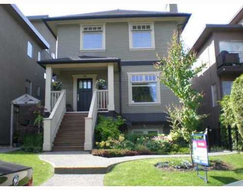 Main Photo: 72 East 15TH Ave in Vancouver East: Mount Pleasant VE Home for sale ()  : MLS®# V769536