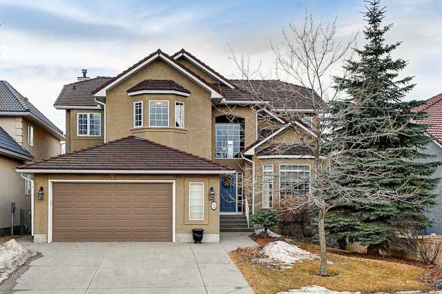 Main Photo: 32 HAWKMOUNT Heights NW in CALGARY: Hawkwood Residential Detached Single Family for sale (Calgary)  : MLS®# C3604672