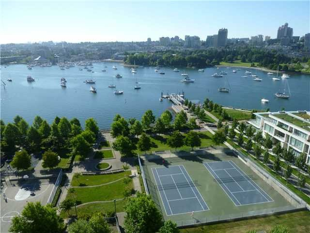 "Main Photo: 1903 1483 HOMER Street in Vancouver: Yaletown Condo for sale in ""WATERFORD"" (Vancouver West)  : MLS®# V1060953"