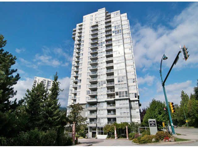"""Main Photo: 206 295 GUILDFORD Way in Port Moody: North Shore Pt Moody Condo for sale in """"THE BENTLEY"""" : MLS®# V1084423"""
