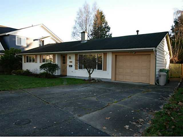 Main Photo: 3400 SPRINGFIELD Drive in Richmond: Steveston North House for sale : MLS®# V1097328