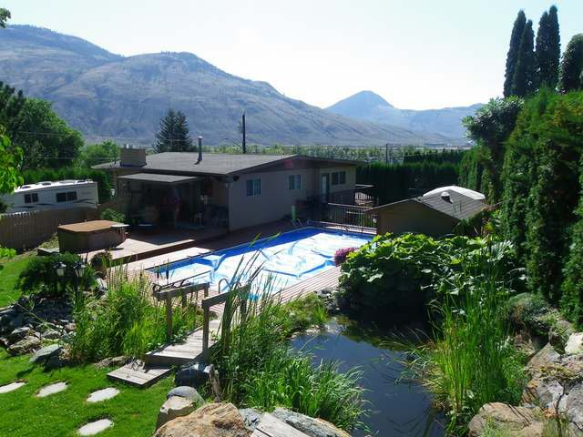 Photo 1: Photos: 2418 PARKVIEW DRIVE in : Westsyde House for sale (Kamloops)  : MLS®# 128387