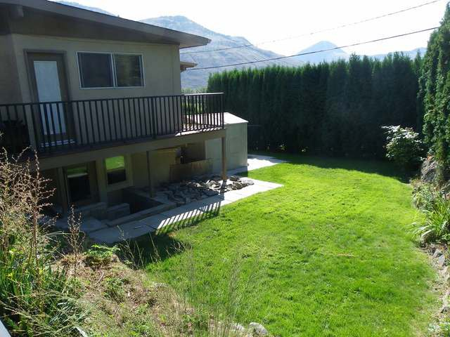 Photo 9: Photos: 2418 PARKVIEW DRIVE in : Westsyde House for sale (Kamloops)  : MLS®# 128387