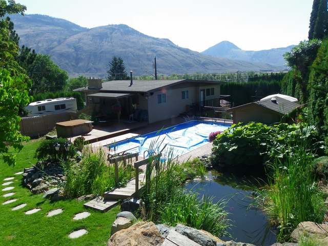 Photo 32: Photos: 2418 PARKVIEW DRIVE in : Westsyde House for sale (Kamloops)  : MLS®# 128387
