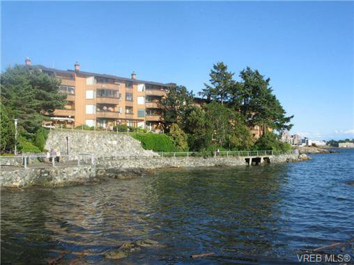 Main Photo: 409 630 Seaforth Street in VICTORIA: VW Victoria West Condo Apartment for sale (Victoria West)  : MLS®# 353301