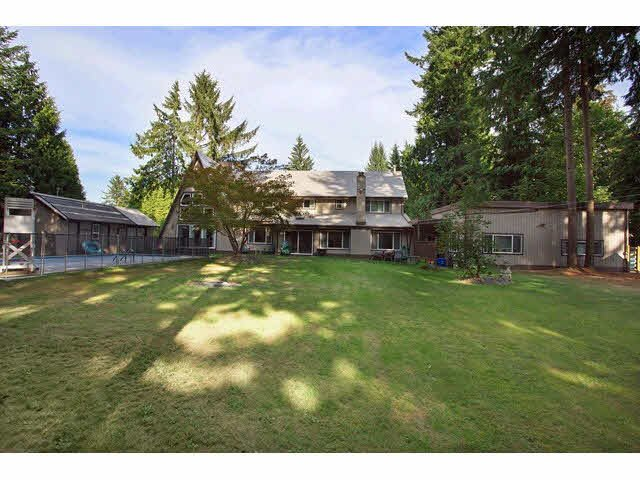 "Main Photo: 8617 FRUNO Place in Surrey: Port Kells House for sale in ""PORT KELLS"" (North Surrey)  : MLS®# F1449119"