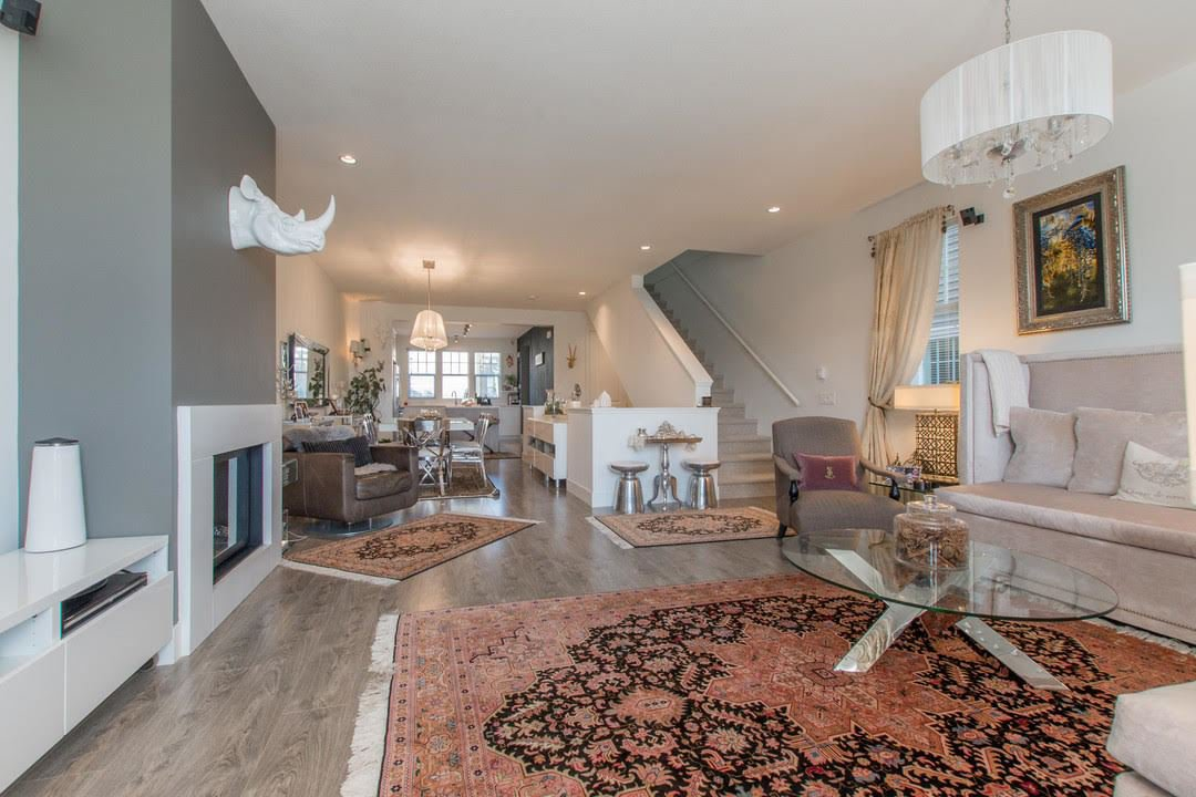 Main Photo: 4 3441 ROXTON Avenue in Coquitlam: Burke Mountain House 1/2 Duplex for sale : MLS®# R2059636