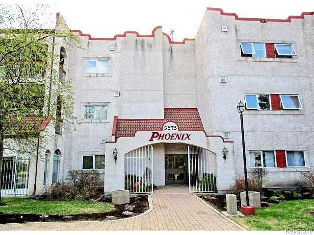 Main Photo: 3275 Pembina Highway in Winnipeg: Fort Garry / Whyte Ridge / St Norbert Condominium for sale (South Winnipeg)  : MLS®# 1610515