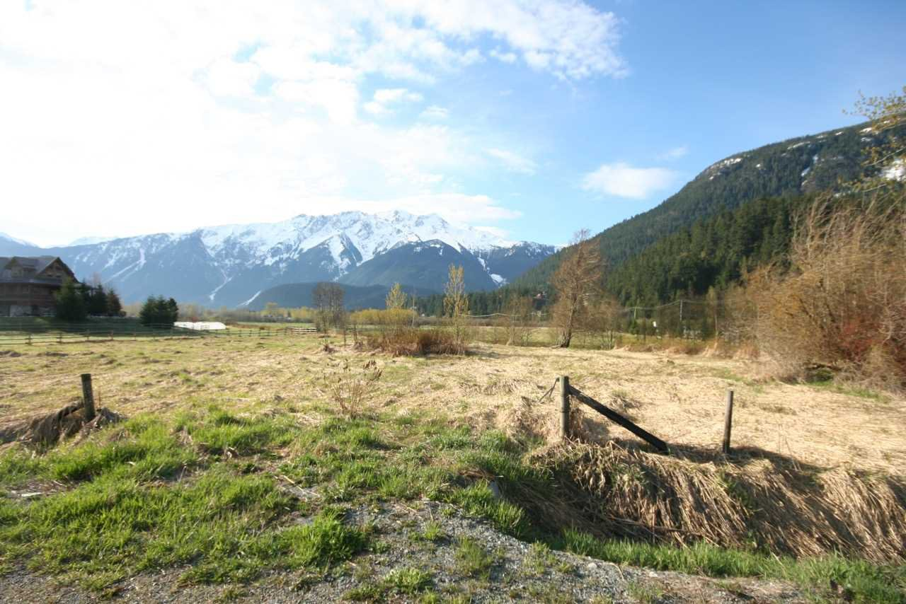 Main Photo: 1354 COLLINS Road: Pemberton Land for sale : MLS®# R2070813