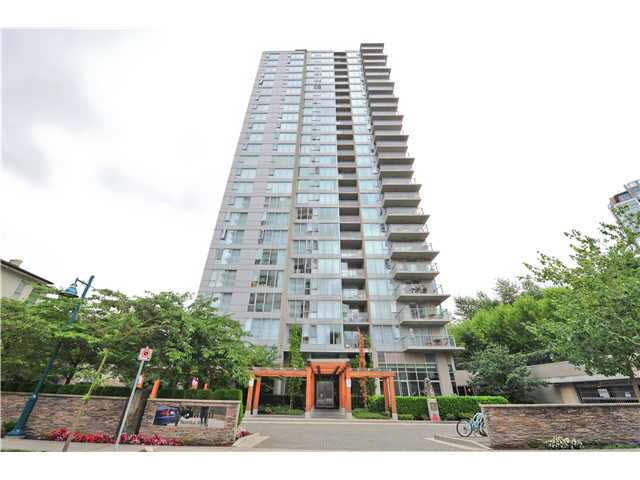 "Main Photo: 902 660 NOOTKA Way in Port Moody: Port Moody Centre Condo for sale in ""NAHANNI"" : MLS®# R2088770"