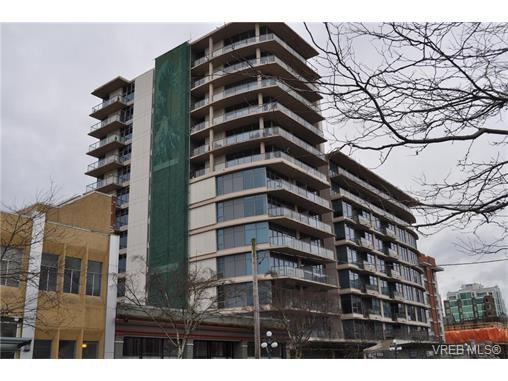 Main Photo: 506 845 Yates Street in VICTORIA: Vi Downtown Condo Apartment for sale (Victoria)  : MLS®# 373474