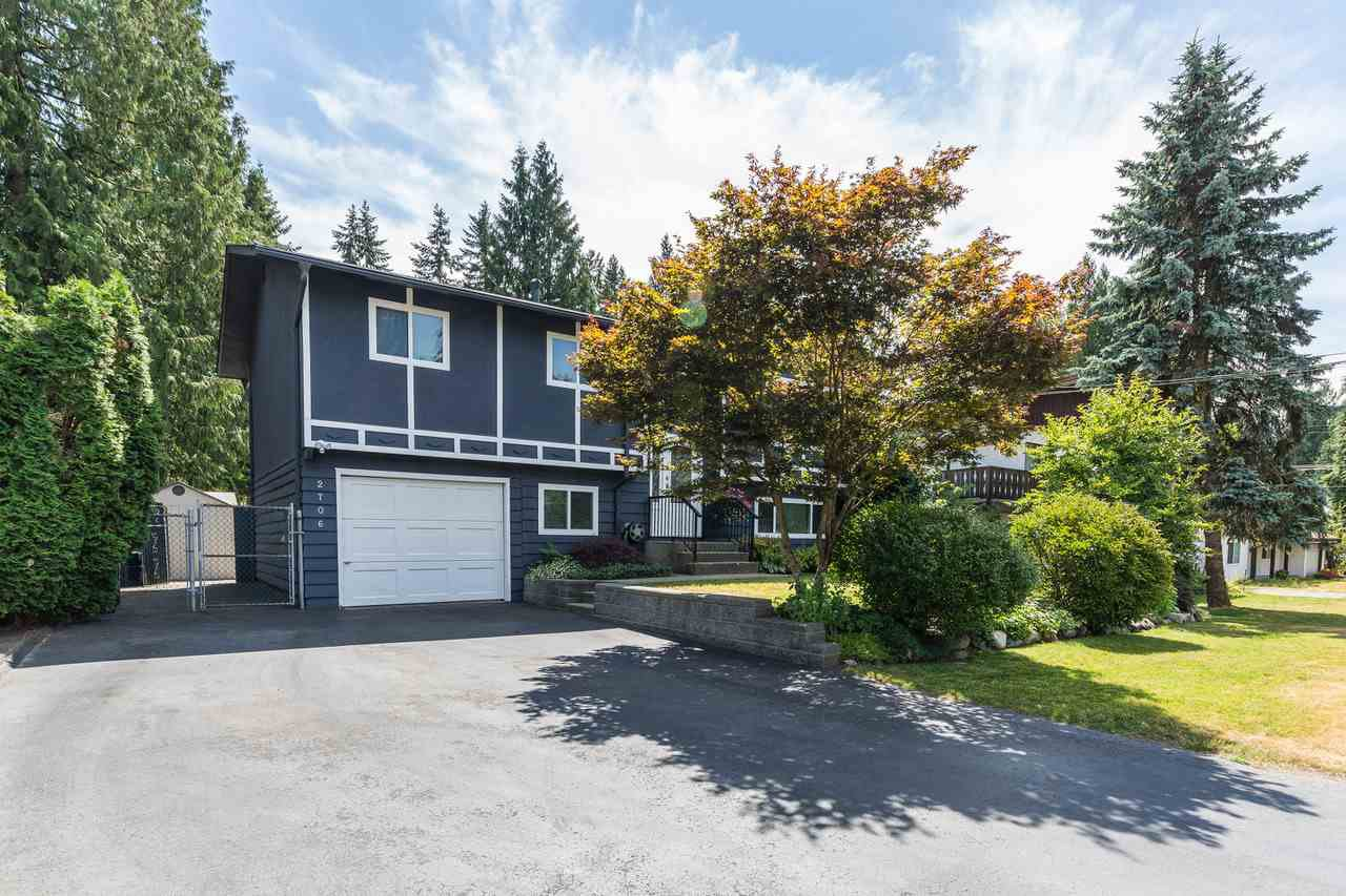 Main Photo: 2706 LARKIN Avenue in Port Coquitlam: Woodland Acres PQ House for sale : MLS®# R2191779