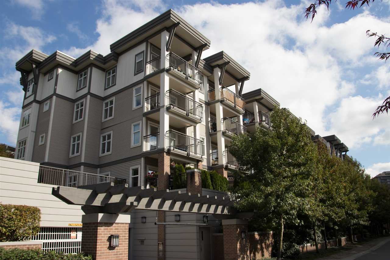 Main Photo: 404 4799 BRENTWOOD DRIVE in Burnaby: Brentwood Park Condo for sale (Burnaby North)  : MLS®# R2212882