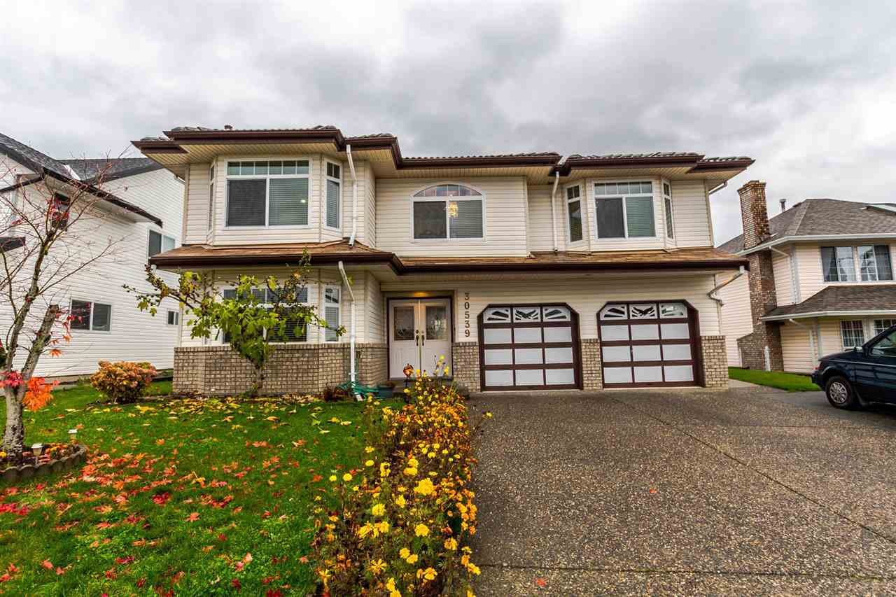 Main Photo: 30539 SANDPIPER Drive in Abbotsford: Abbotsford West House for sale : MLS®# R2219188
