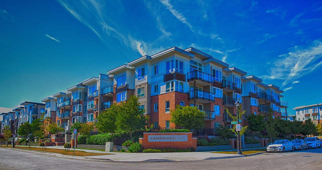 Main Photo: 419 9399 TOMICKI AVENUE in : West Cambie Condo for sale : MLS®# R2094954