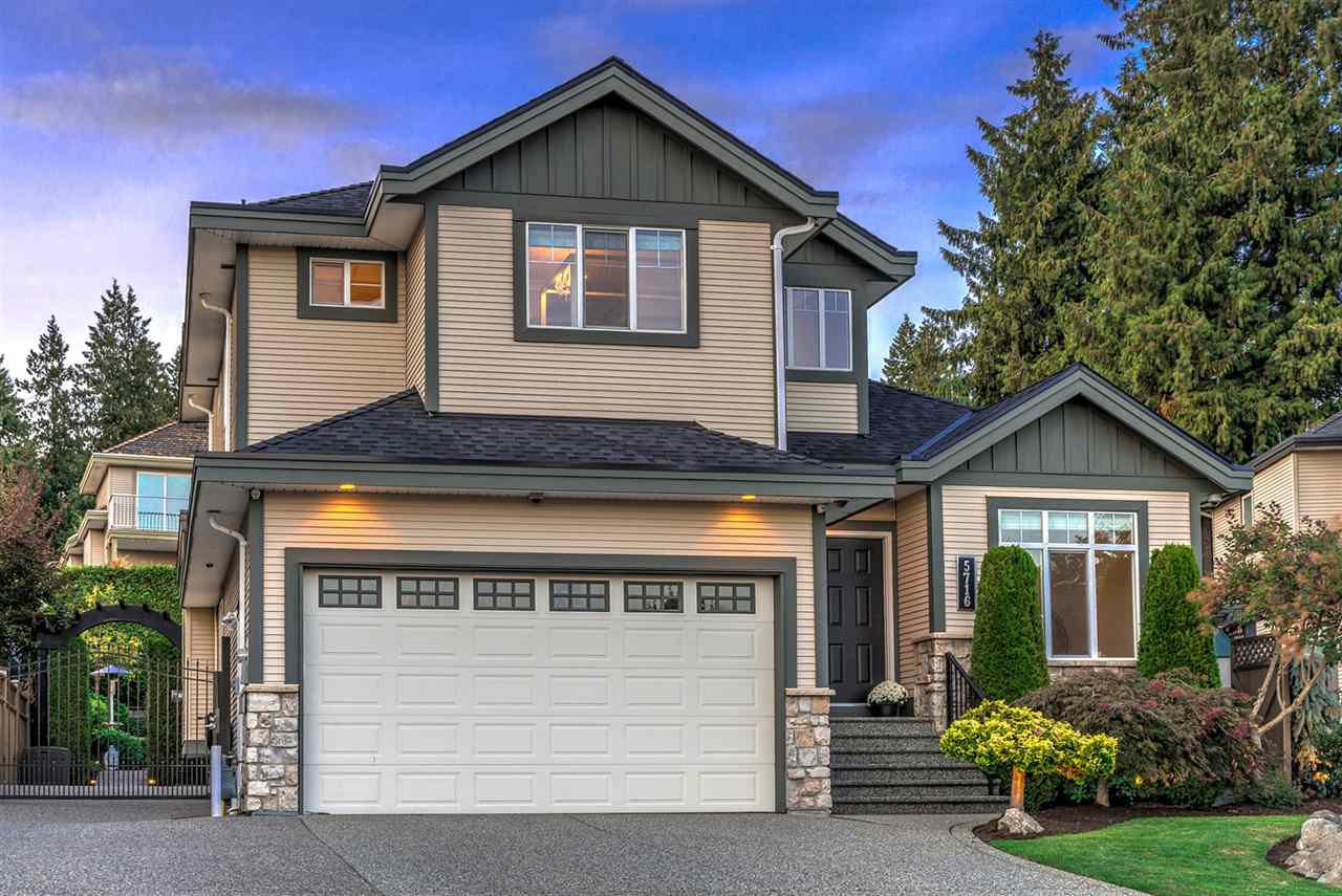 "Main Photo: 5716 169A Street in Surrey: Cloverdale BC House for sale in ""Richardson Ridge"" (Cloverdale)  : MLS®# R2243658"