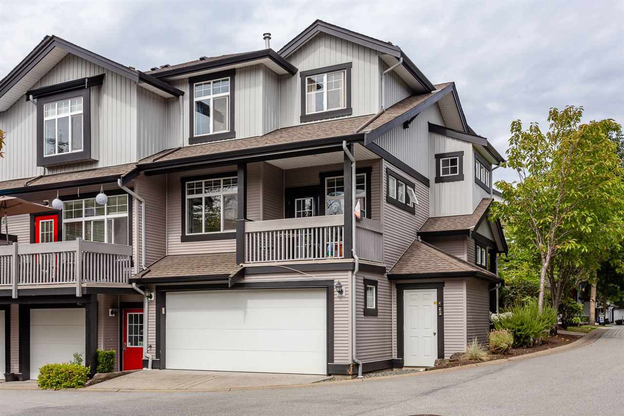 """Main Photo: 12 18828 69 Avenue in Surrey: Clayton Townhouse for sale in """"Starpoint"""" (Cloverdale)  : MLS®# R2332691"""