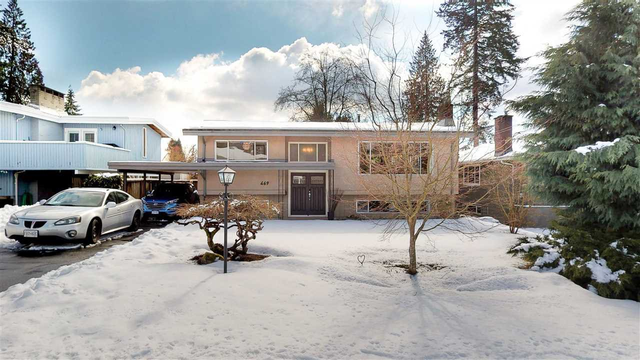 Main Photo: 469 AILSA Avenue in Port Moody: Glenayre House for sale : MLS®# R2347710