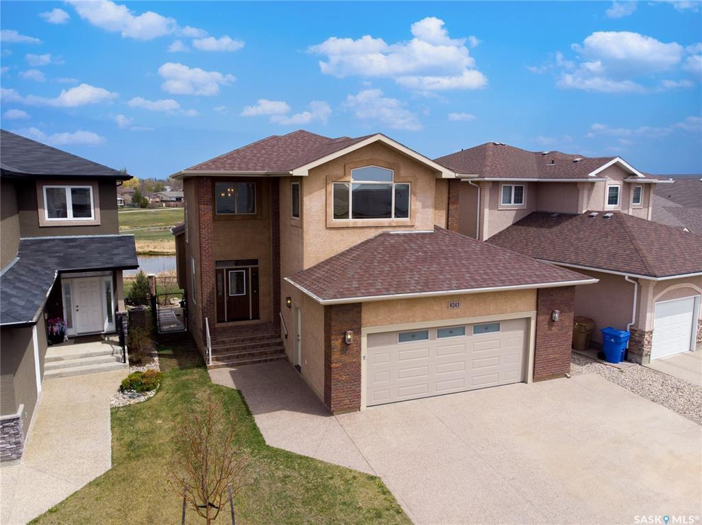 Main Photo: 8243 Fairways West Drive in Regina: Fairways West Residential for sale : MLS®# SK772087