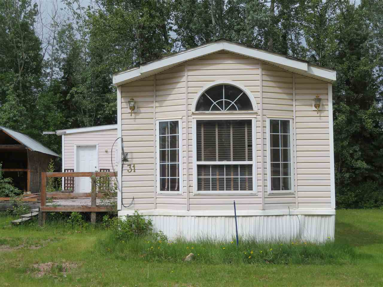 """Photo 2: Photos: 31 2963 KLAHANNI Drive in Fort Nelson: Fort Nelson -Town Manufactured Home for sale in """"KLAHANNI PARK"""" (Fort Nelson (Zone 64))  : MLS®# R2377854"""