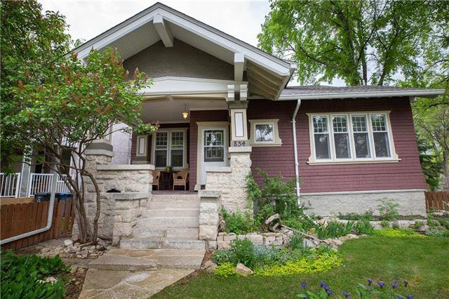Main Photo: 834 Honeyman Avenue in Winnipeg: Wolseley Residential for sale (5B)  : MLS®# 1916246