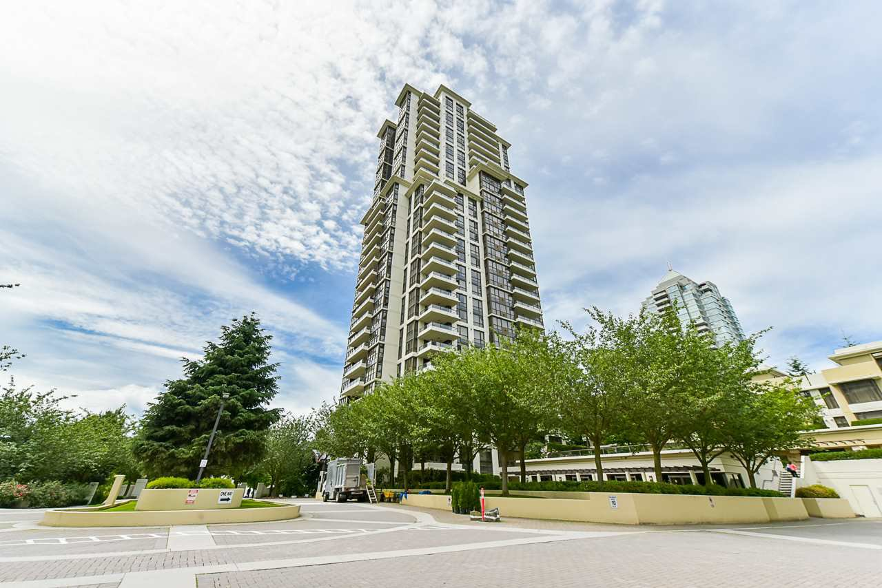"""Main Photo: 1606 2088 MADISON Avenue in Burnaby: Brentwood Park Condo for sale in """"FRESCO"""" (Burnaby North)  : MLS®# R2380887"""