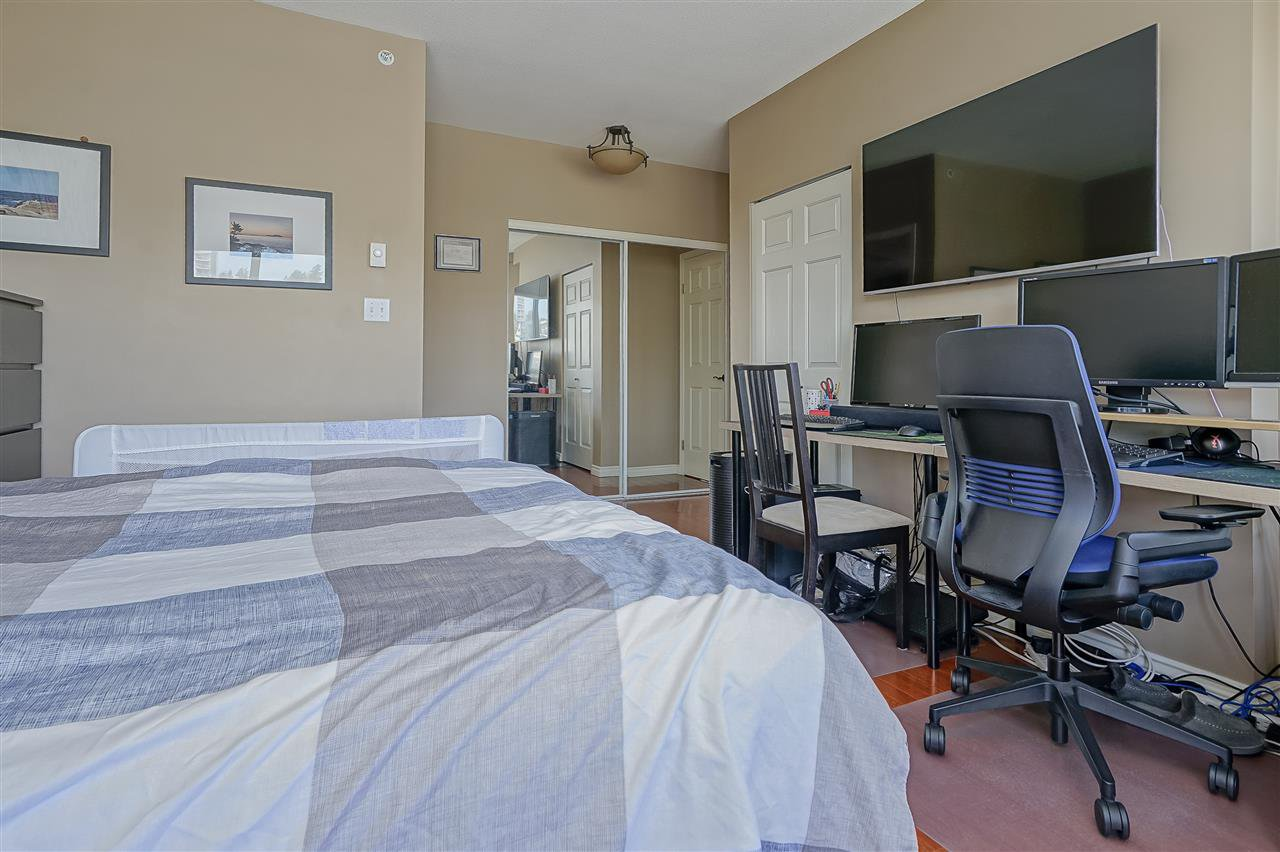 """Photo 9: Photos: 903 328 CLARKSON Street in New Westminster: Downtown NW Condo for sale in """"Highbourne Towers"""" : MLS®# R2381297"""