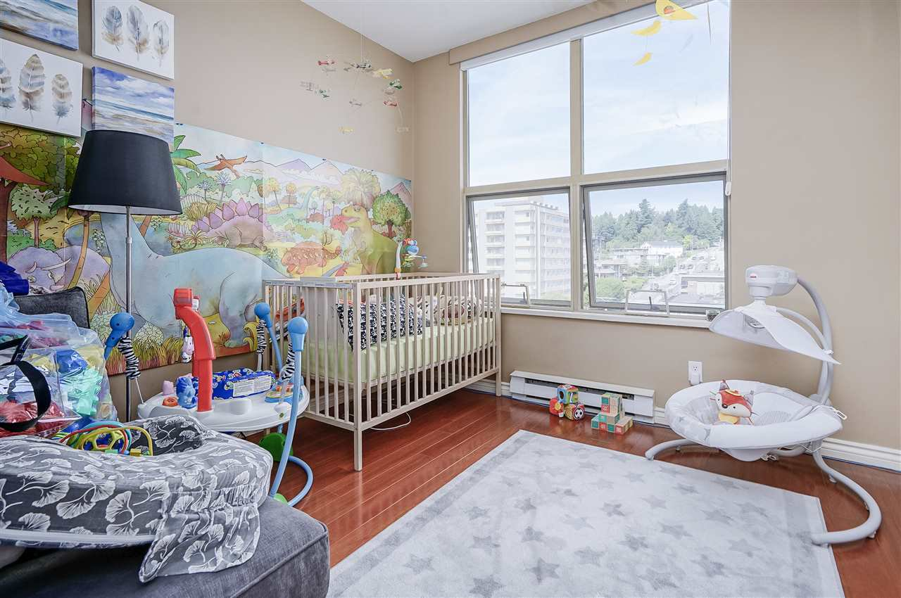 """Photo 10: Photos: 903 328 CLARKSON Street in New Westminster: Downtown NW Condo for sale in """"Highbourne Towers"""" : MLS®# R2381297"""