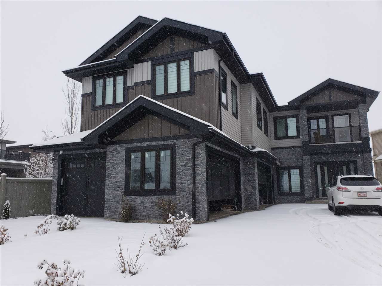 Main Photo: 1137 ADAMSON Drive SW in Edmonton: Zone 55 House for sale : MLS®# E4179746