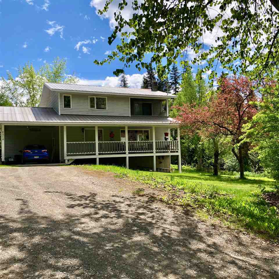 Main Photo: 6318 HARMES Road: Likely House for sale (Williams Lake (Zone 27))  : MLS®# R2445774