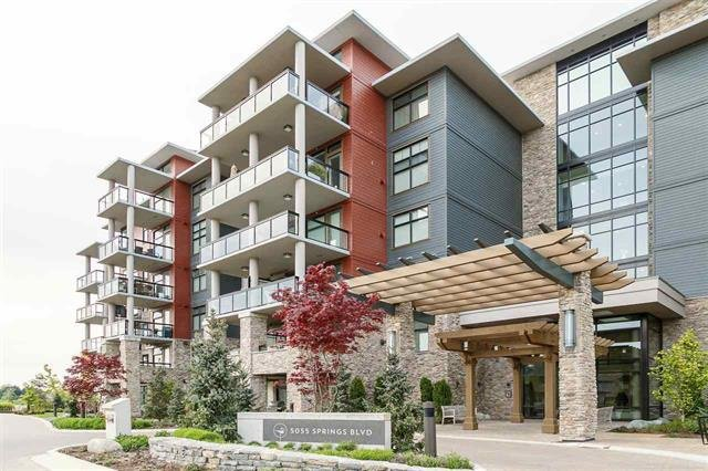 "Main Photo: 509 5055 SPRINGS Boulevard in Delta: Condo for sale in ""TSAWWASSEN SPRINGS"" (Tsawwassen)  : MLS®# R2259592"