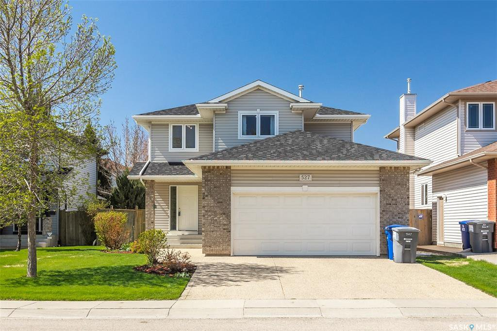 Main Photo: 527 Kucey Crescent in Saskatoon: Arbor Creek Residential for sale : MLS®# SK809583