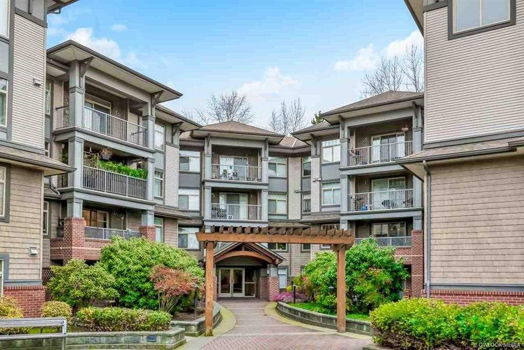 Main Photo: 201 12020 207A Street in Maple Ridge: Northwest Maple Ridge Condo for sale : MLS®# R2478761